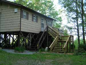 Smoky mountain vacation cabin rental